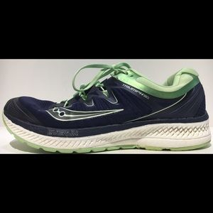 SAUCONY Triumph ISO 4 Sz 10 Athletic Running Shoe